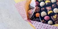 <b>Скидка до 30%.</b> Шоколадный букет или набор конфет