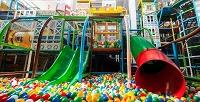 Целый день развлечений вТРЦ Mari всемейном парке активного отдыха Joki Joya (354руб. вместо 590руб.)