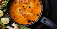 Блюда инапитки втайском ресторане Baan Thai соскидкой50%