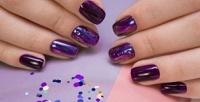<b>Скидка до 64%.</b> Маникюр ипедикюр спокрытием ногтей гель-лаком откабинета косметологии Beauty Service
