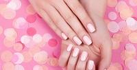 <b>Скидка до 60%.</b> Классический, европейский или комбинированный маникюр ипедикюр спокрытием гель-лаком встудии маникюра Lubi Nails