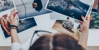 <b>Скидка до 50%.</b> Печать визиток, фотографий набумаге, фотонаклеек, фото надокументы или изготовление акрилового магнита