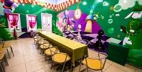 <b>Скидка до 50%.</b> Бронирование банкетной комнаты ицелый день развлечений всемейном парке активного отдыха Fun City