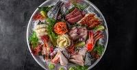 Всё меню кухни инапитки отсуши-бара Oishii Moscow соскидкой30%