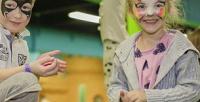 <b>Скидка до 50%.</b> Целый день безлимитного посещения аттракционов впарке активного отдыха Hlop Top вТРК «Московский»
