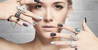 <b>Скидка до 66%.</b> Маникюр ипедикюр спокрытием гель-лаком или наращивание ногтей встудии красоты Vilde Beauty Studio