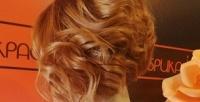 <b>Скидка до 70%.</b> Женская стрижка, SPA-уход заволосами, биозавивка, окрашивание, мелирование волос всалоне «Фабрика красоты»