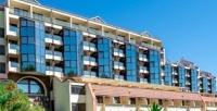 <b>Скидка до 50%.</b> Отдых вСочи наберегу Черного моря с3-разовым питанием, оздоровительными процедурами навыбор, посещением тренажерного зала, плавательного ипляжного комплексов, спортивных площадок для двоих всанатории «Шексна» оттуристической компании Mama Travel