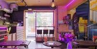 Паровые коктейли ичайное меню влаундж-баре Engels Lounge