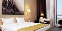 <b>Скидка до 30%.</b> Отдых вНижнем Новгороде сзавтраком или без либо романтический отдых сигристым напитком вгостинице City Hotel Sova