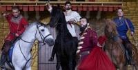 <b>Скидка до 50%.</b> 1, 2или 3билета нашоу-программу «Три богатыря» от«Конного театра» впарке «Ривьера» соскидкой50%