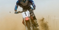 <b>Скидка до 78%.</b> 30, 60или 120минут катания накроссовом мотоцикле либо питбайке отклуба «Арт-адреналин»