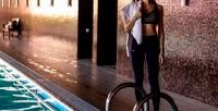 <b>Скидка до 70%.</b> 1или 3месяца безлимитного посещения бассейна спосещением тренажерного зала либо финской сауны наулице Электролесовской вфитнес-клубе WellFit Gym