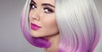 <b>Скидка до 82%.</b> Женская или мужская стрижка, сложное окрашивание балаяж, Hand Touch иAirtouch, пирофорез, ботокс, шоковая терапия, процедуры поуходу либо восстановлению волос навыбор всалоне красоты Studio Hair