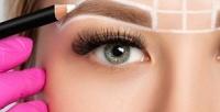 <b>Скидка до 81%.</b> Перманентный макияж бровей, век или губ всети центров перманентного макияжа Светланы Аболонской
