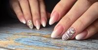 <b>Скидка до 69%.</b> Классический или европейский маникюр ипедикюр спокрытием, массажем рук идизайном 2ногтей всалоне красоты Natali-Color