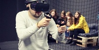 <b>Скидка до 55%.</b> 60минут игры вшлеме виртуальной реальности Oculus Rift Sвклубе виртуальной реальности OMG VRClub