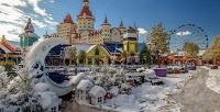 <b>Скидка до 50%.</b> Отдых вСочи спроживанием вномере категории стандарт, развлечениями ипитанием воздоровительном комплексе «Сочи Парк Отель» оттурагентства «Фейерверк волшебства»