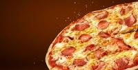 <b>Скидка до 55%.</b> До15итальянских пицц диаметром 33см отслужбы доставки People's Food