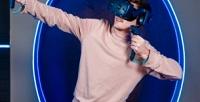 <b>Скидка до 52%.</b> 60минут игры вшлеме HTC Vive Pro вклубе виртуальной реальности VRWave Club