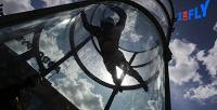 6минут полета ваэротрубе ваэродинамическом комплексе ICan Fly (1500руб. вместо 3000руб.)