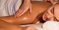 <b>Скидка до 78%.</b> 3, 5или 10сеансов массажа спины, шейно-воротниковой зоны, рук или ног, ароматического, общего, антицеллюлитного массажа отсалона красоты «Кутюр»