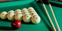 <b>Скидка до 59%.</b> 2или 3часа игры врусский бильярд или снукер вбильярдном клубе «Шеффилд»