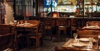 Блюда инапитки вLiberty Bar соскидкой50%