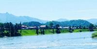 <b>Скидка до 60%.</b> Отдых наАлтае наберегу реки Ульмень набазе отдыха «Сосновый бор»