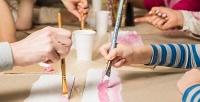 <b>Скидка до 82%.</b> Курс рисования, арт-вечеринка или мастер-класс отстудии «Арт-веранда.дети»