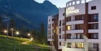 <b>Скидка до 30%.</b> Отдых вСочи с3-разовым питанием иоздоровительными процедурами вотеле Medical SPA Hotel Rosa Springs