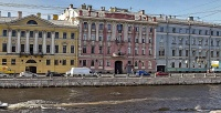 <b>Скидка до 50%.</b> Отдых вцентре Санкт-Петербурга вапартаментах «Аврора наФонтанке85»
