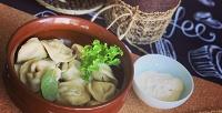 <b>Скидка до 50%.</b> Пельмени ручной лепки, пельмени для малышей, манты узбекские или вареники сначинками откафе Too Good for Food