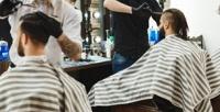 <b>Скидка до 54%.</b> Мужская стрижка имоделирование бороды вBarbershop Jagger