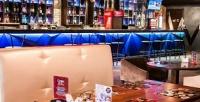 Блюда инапитки навыбор сподарком всети ресторанов-клубов Crazy Mix соскидкой50%
