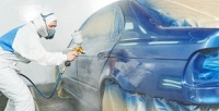 <b>Скидка до 60%.</b> Покраска одного или нескольких элементов легкового автомобиля вцехе кузовного ремонта «Хамелеон»