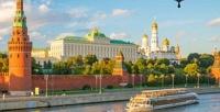 <b>Скидка до 55%.</b> Прогулка поМоскве-реке натеплоходе отсудоходной компании «Мосфлот»