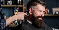 <b>Скидка до 57%.</b> Детская, мужская стрижка, оформление бороды, бритье вбарбершопе Big Bro