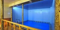 <b>Скидка до 50%.</b> 3, 4или 5часов посещения большой бани сбассейном вотеле «Мармелад»
