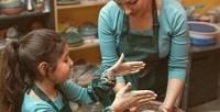 <b>Скидка до 73%.</b> Посещение группового, индивидуального или детского мастер-класса по гончарному искусству от гончарного клуба Ceramista