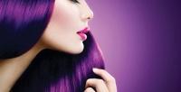 <b>Скидка до 52%.</b> Женская имужская стрижка, укладка, окрашивание или тонирование волос встудии красоты «Профи стиль»