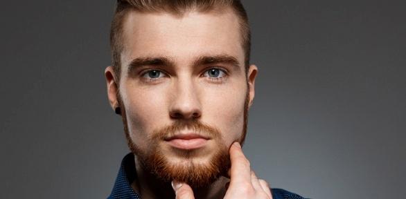 Модная мужская стрижка смоделированием бороды вбарбершопе «Багдад»