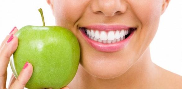 Ультразвуковая чистка иполировка всех зубов вклинике «Ниармедик»