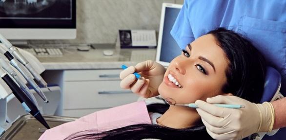Лечение кариеса одного зуба сустановкой пломбы вцентре «Ясень»
