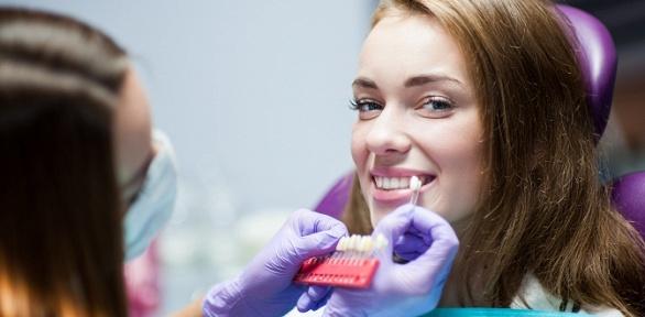 Косметическое отбеливание зубов вцентре DeVitta