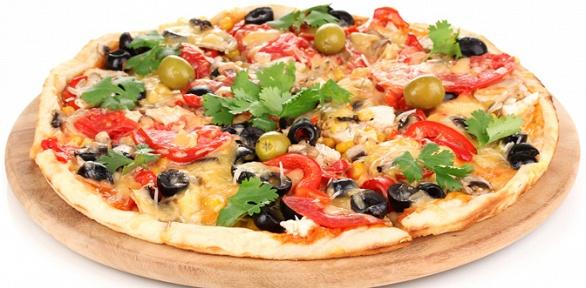 Доставка сета, пиццы отслужбы «Аппетит» заполцены