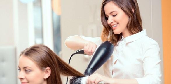 Стрижка, окрашивание, укладка, уход для волос всалоне Leila Al-Barry