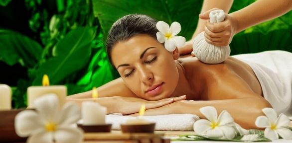 Тайский массаж вSPA-центре «Альфа»