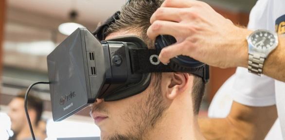 Погружение ввиртуальную реальность откомпании «VRГравитация»