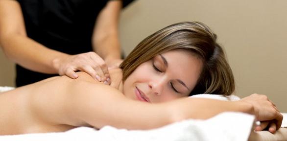 Сеансы общего или антицеллюлитного массажа отсалона красоты «Мята»